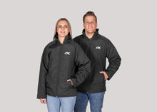 Load image into Gallery viewer, Mens Black Padded Jacket