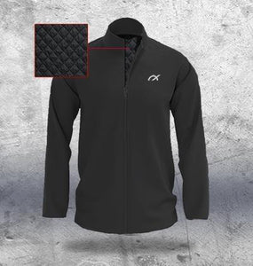 Mens Black Padded Jacket