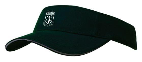 Sport Sunvisor With School Logo