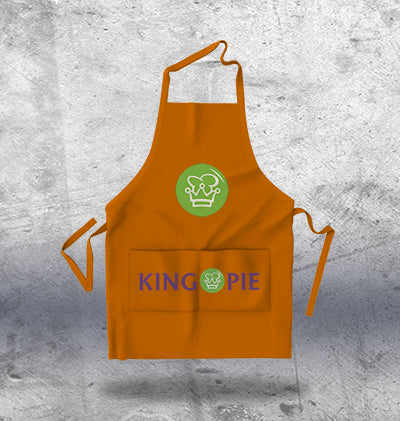 King Pie Apron 2020