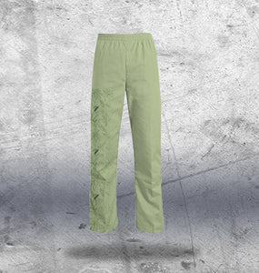 Ladies Scrub Bottoms - Green