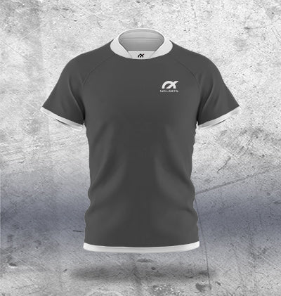 Black Rugby Jersey