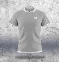 Load image into Gallery viewer, Light Grey Rugby Jersey