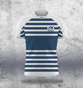 Kids Navy Rugby Training Jersey