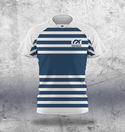 Navy Rugby Training Jersey