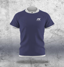 Load image into Gallery viewer, Navy Rugby Jersey