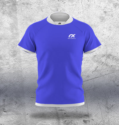Royal Blue Rugby Jersey