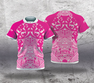 Rugby Jersey (kids sizes) - Maori