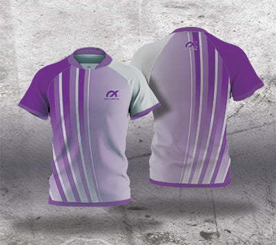 Rugby Jersey - Purple