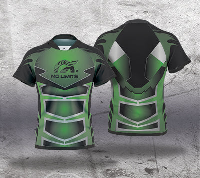 Rugby Jersey - Robot