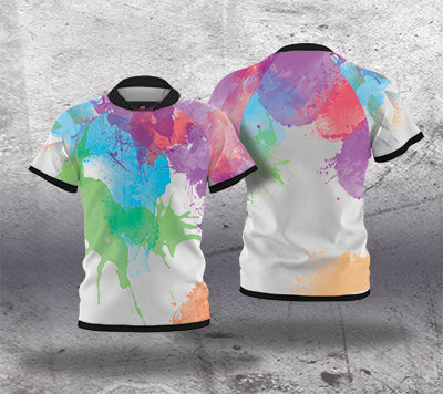 Rugby Jersey - Splash