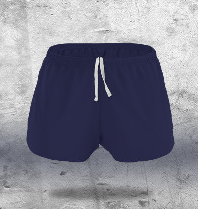 Kids Navy Rugby Short