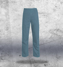 Load image into Gallery viewer, Mens Teal Scrub Bottoms