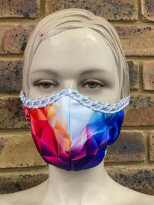 No Limits Face Mask - 3 Ply Standard Design