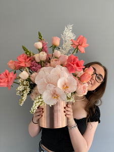 PEACHY Custom Bouquet