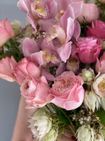 Load image into Gallery viewer, ROSE QUARTZ Custom Bouquet