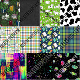 Cotton Lycra - Round DD -  Main Prints & Reruns - Retail Fabric