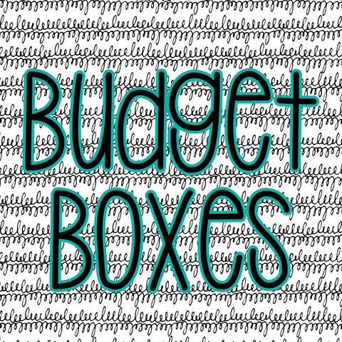 ALL BASES of Budget Boxes (and paddeds) listed here