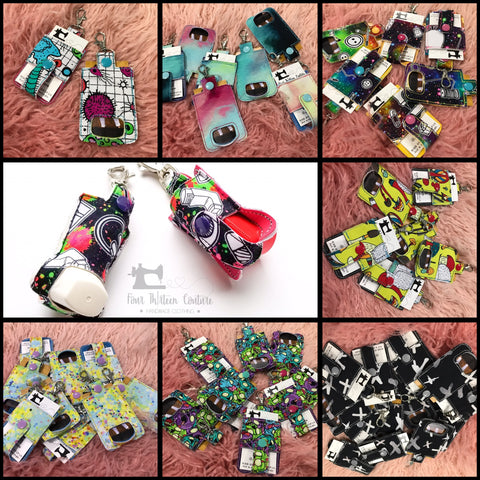 Ready to ship inhaler covers by 413 COUTURE - RBD swag