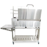 PARRILLA TAGWOOD BBQ SS01 ACERO INOXIDABLE