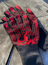 PAR GUANTES ALTA TEMPERATURA - FIRE GLOVES