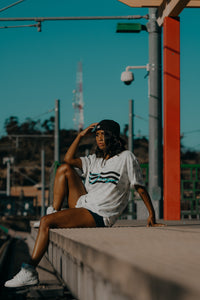 Waves Collection - Sublimation Tee