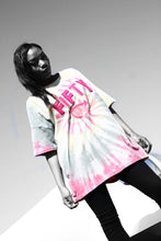 Load image into Gallery viewer, Zoned - Tye Dye Cotton Tee - The Drop