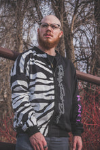 Load image into Gallery viewer, Zebra Splice - Tracksuit Jacket - The Drop