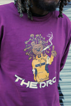 Load image into Gallery viewer, Lion Dread - Plum Sweatshirt - RareWear