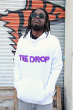 Load image into Gallery viewer, 3D The Drop - White Hoodie - RareWear