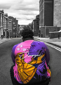 Thanos - Bomber Jacket - The Drop