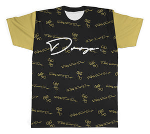 Fifty Foot Drop x GLG - Savage - Block Tee