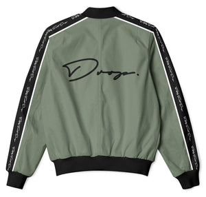 The Drop Khaki - Tracksuit Jacket