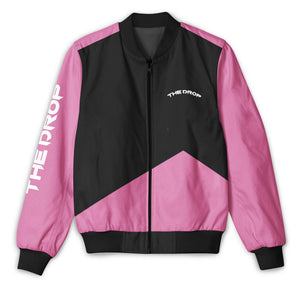 Method Man - Black & Pink Block - Tracksuit Jacket