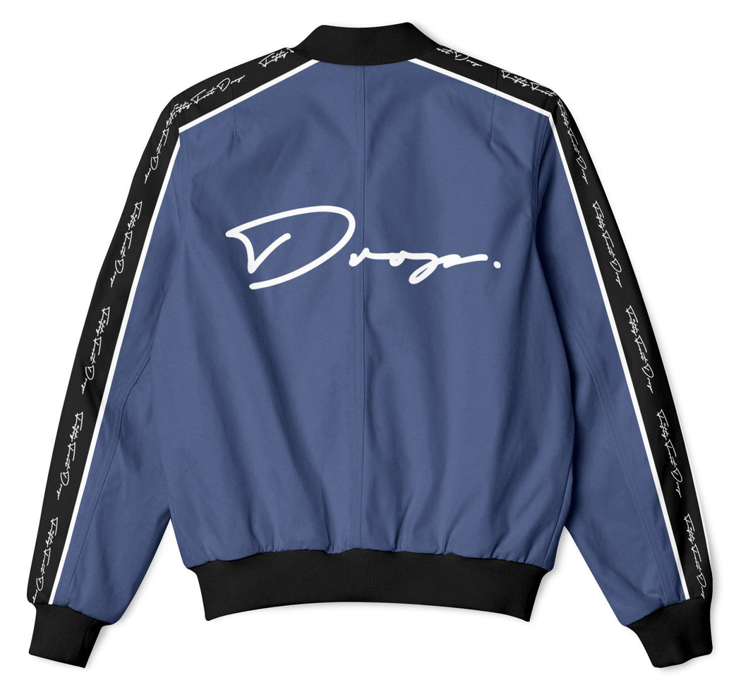 The Drop Navy - Tracksuit Jacket