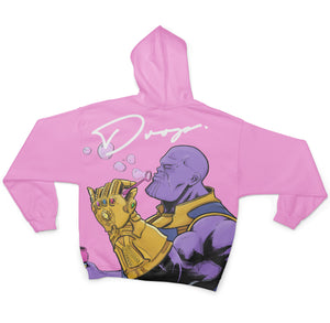 Thanos - Fifty Foot Drop - Hoodie