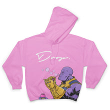 Load image into Gallery viewer, Thanos - Fifty Foot Drop - Hoodie