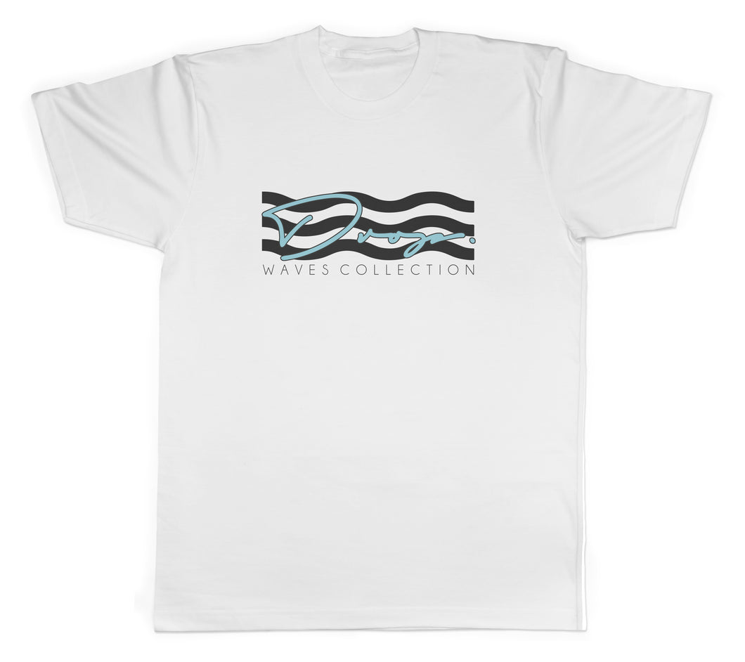 Waves Collection - Cotton Tee 2