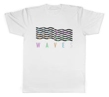 Load image into Gallery viewer, Waves Collection - Cotton Tee 1