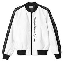 Load image into Gallery viewer, The Drop White - Tracksuit Jacket