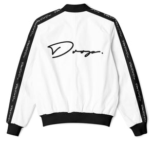 The Drop White - Tracksuit Jacket