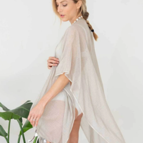 The Tassel Wrap