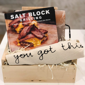 Salt Block Cookbook