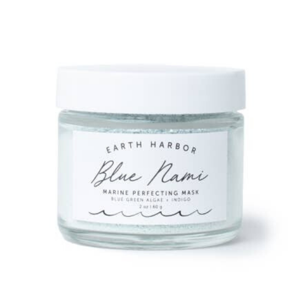 Marine Mask: Blue Green Algae + Coconut Cream