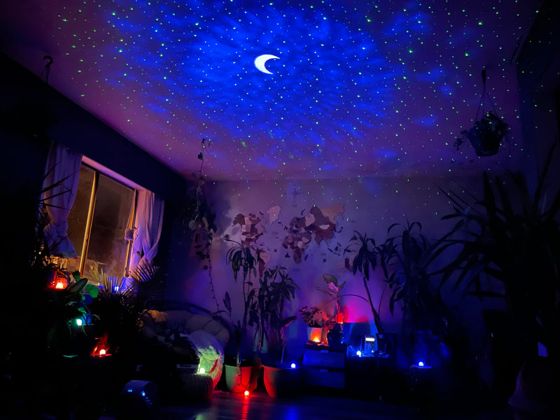 Galaxy LED Projector