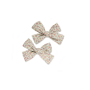 Open image in slideshow, Fall Wildflowers Hair Bow