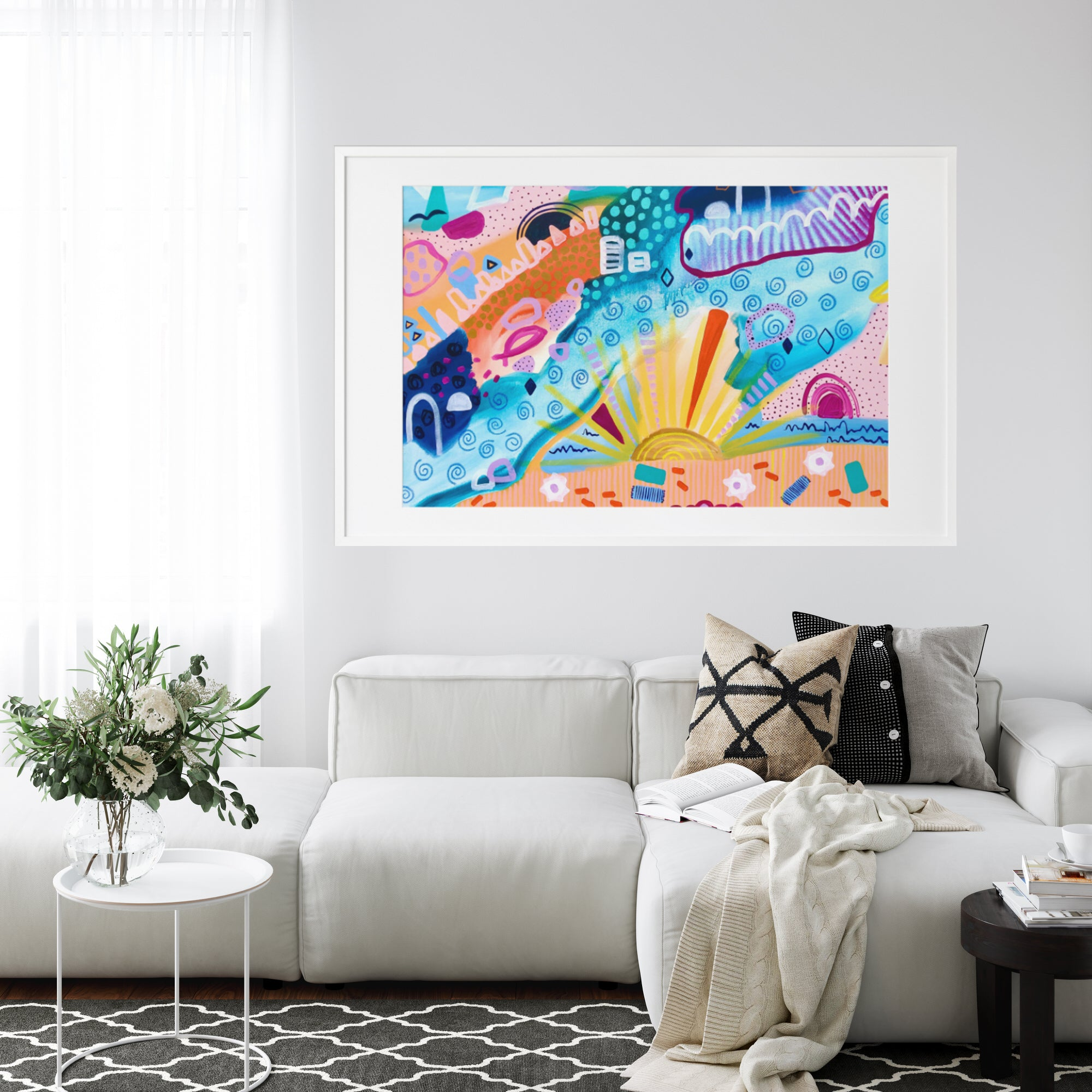 SEASIDE DREAM - Limited Edition Print