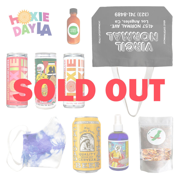 Hoxie Day LA 2 | SOLD OUT