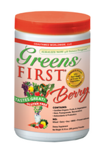 Load image into Gallery viewer, Greens First Powder - 30 servings