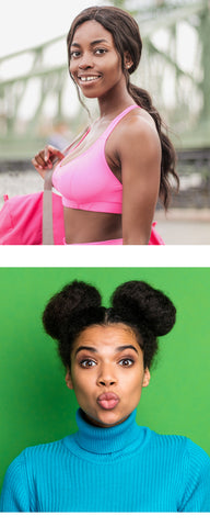 Easy Hair Styles For The Gym